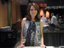 Tina Fey, writer and actress
